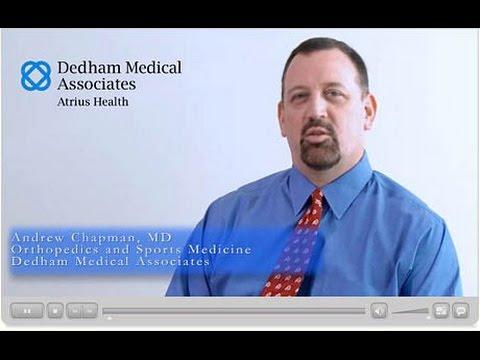 Braintree, Dedham and Norwood - Meet Dr. Andrew Chapman ...