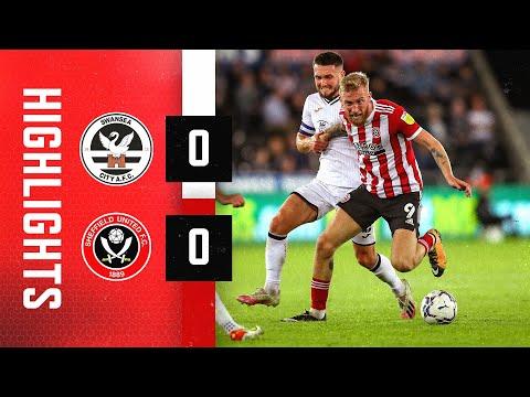 Swansea Sheffield Utd Goals And Highlights