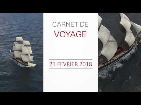 Carnet de Voyage Hermione2018 #7
