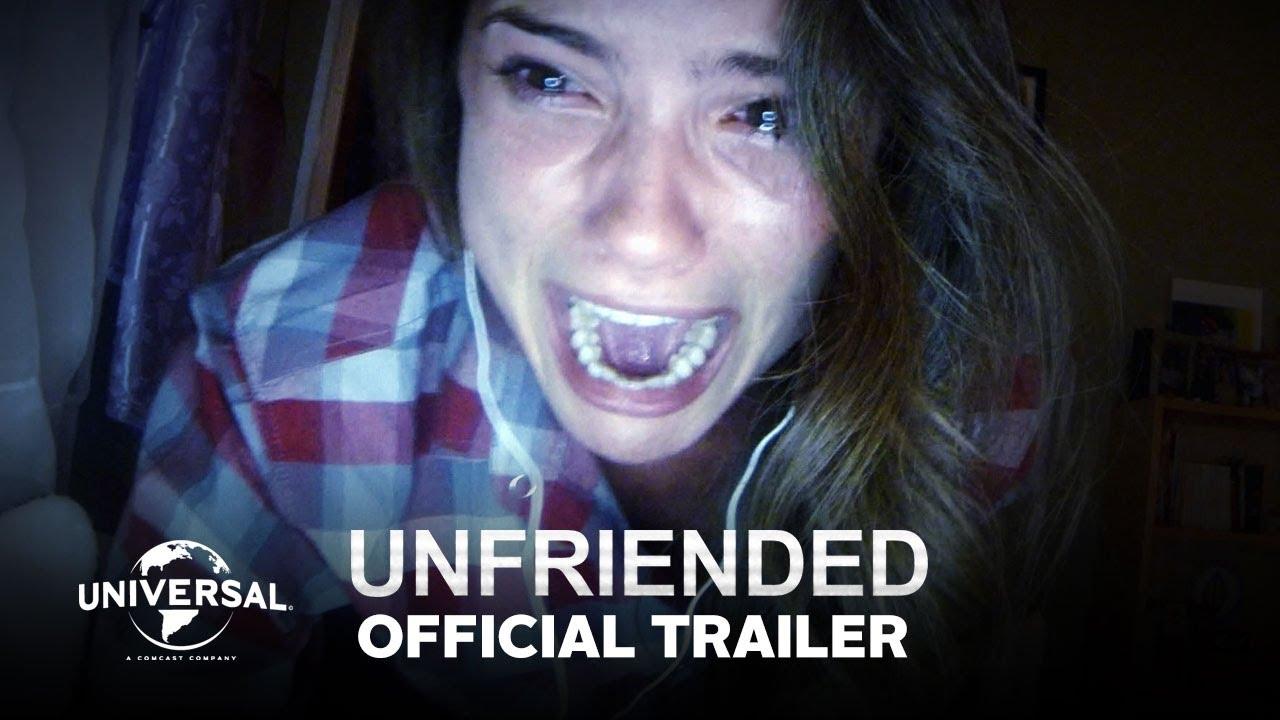 unfriend trailer