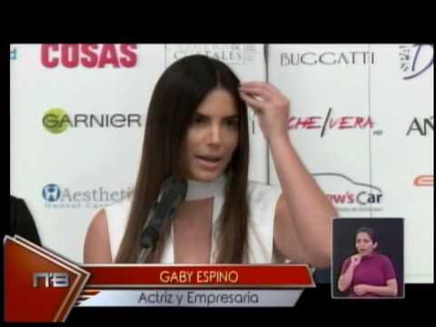 Gaby Espino Emprendió Por Las Necesidades De Sus Fans