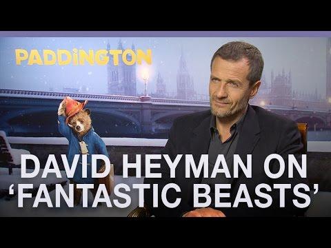 David Heyman 'tastic Beasts & Where To Find Them' script is wonderful