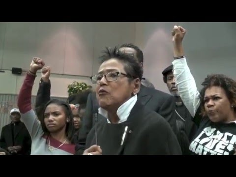 SF Police Execute Again: Community & Labor Speak Out On Mario Woods Murder