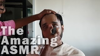 ASMR Best head massage experience