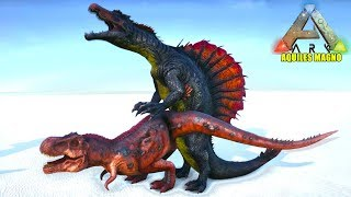 Download Ark New Dino Mating Animations Ark Survival Evolved