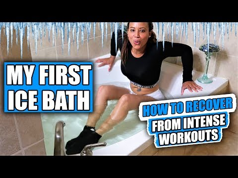 Ice Bath For Faster Recovery | Benefits Of Taking An Ice Bath