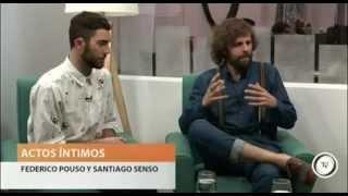 Santi Senso entrevistado en EL OBSERVADOR TV