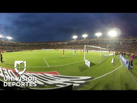 Tigres vs. Chivas en 360ª presentada por Verizon.