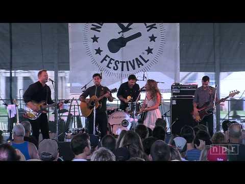 The Lone Bellow, NPR Music  At The Newport Folk Festival 2013