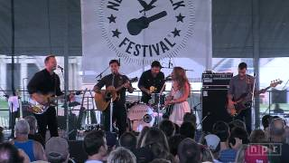 The Lone Bellow, NPR Music Live At The Newport Folk Festival 2013