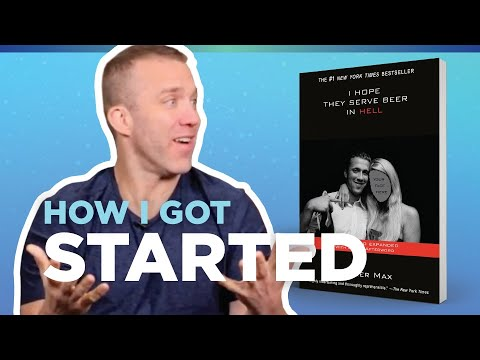 How Tucker Max Got His Start Writing Bestselling Books