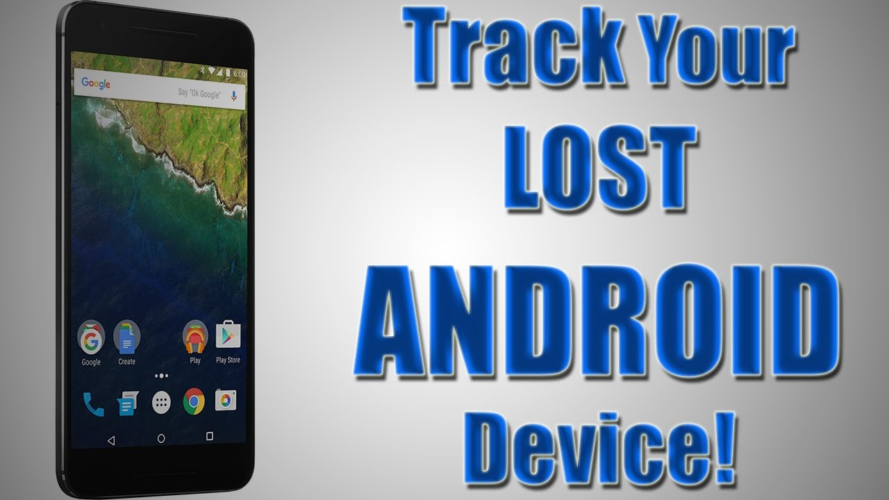 Image result for track lost android phone