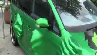 Hulk Car Mod