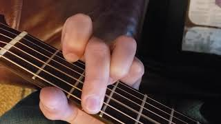 The Sundays Here's Where The Story Ends acoustic guitar lesson tutorial