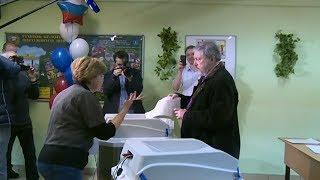 Явлинский проголосовал на выборах