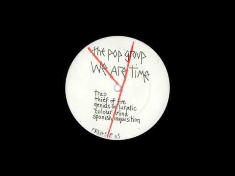 The Pop Group - Colour Blind mp3