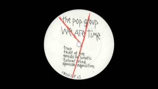 The Pop Group - Colour Blind