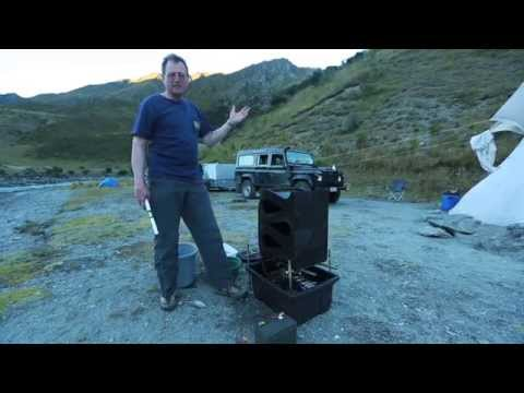 Gold Mining New Zealand - The Gold Cube