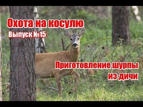 Охота на косулю, выпуск №15 (UKR)