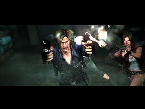 Resident Evil 6 - E3 Official Trailer
