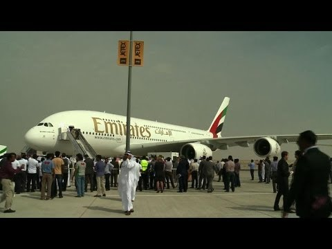 Boeing, Airbus lock horns at Dubai Airshow