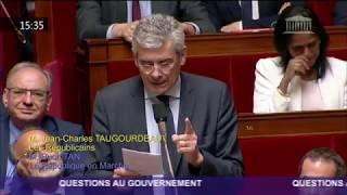 Interview d'Edwy Plenel : Jean-Charles Taugourdeau alerte le gouvernement