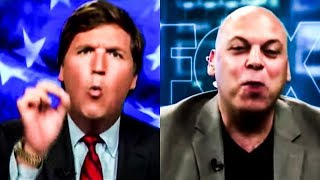 Tucker Carlson Has Total Meltdown While Losing Argument With Guest