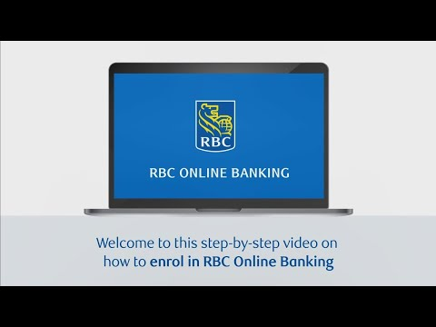 Learn How To Enrol In RBC Online Banking