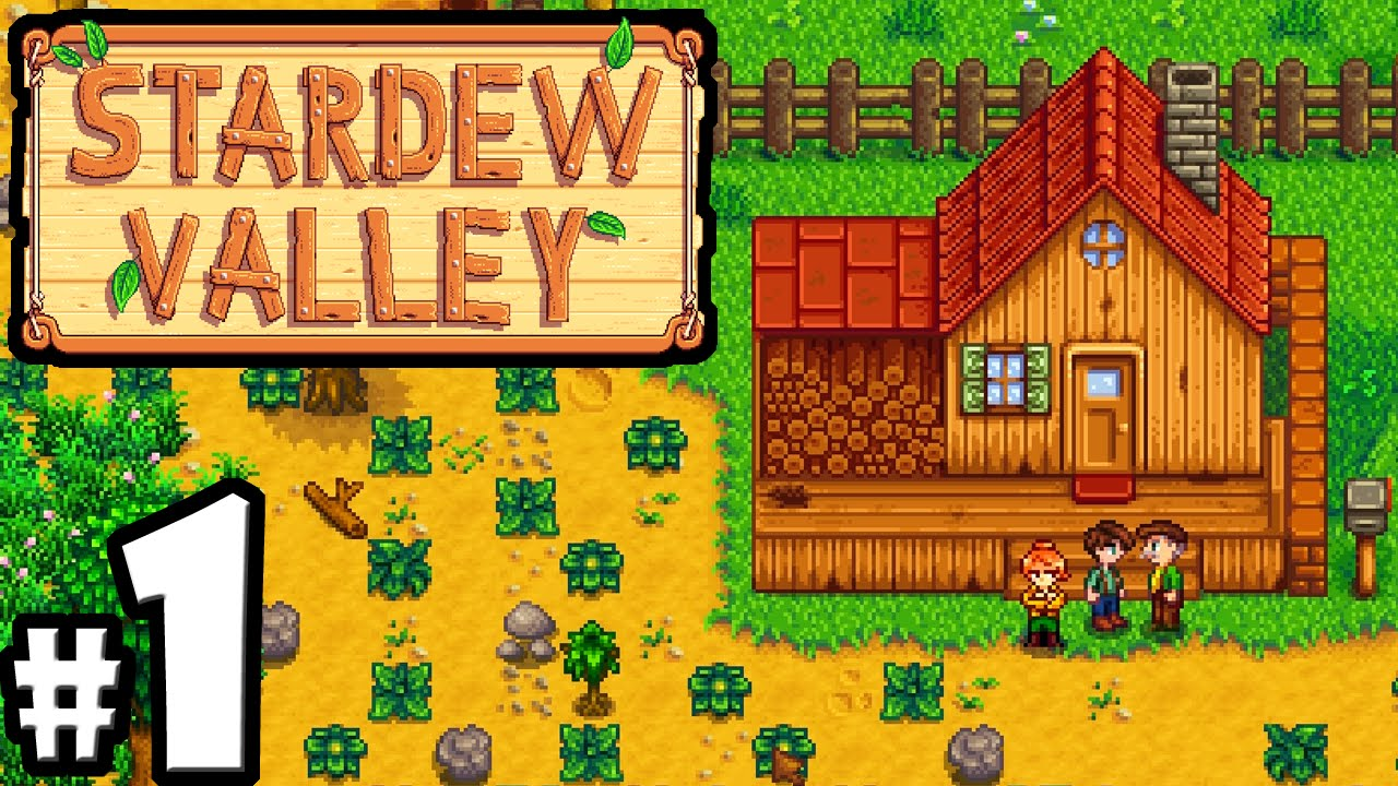Image result for stardew valley gameplay