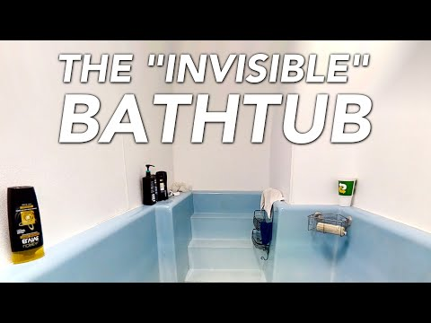 """The Viral """"Invisible Bathtub"""" That Broke the Internet"""
