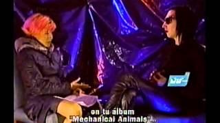 (Diciembre, 2000) Rockonexión + Entrevista Marilyn Manson. Conexión. MTV Latin America