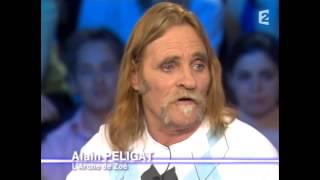 Alain Peligat - On n'est pas couché 5 avril 2008 #ONPC