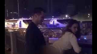 Настя Рыбка занялась сексом  на набережной Москвы