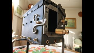 HIGH-END AMMO-CAN STOVE