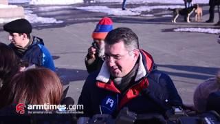 Արա Օսկանյանի ձերբակալությունը քաղաքական է   Արմեն Մարտիրոսյան