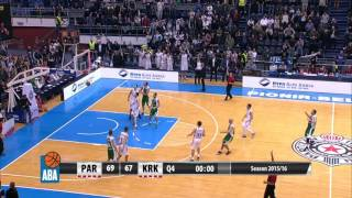 unbelievable three pointer by mirko mulalić