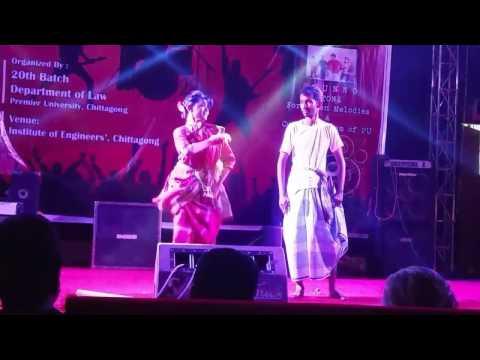 Modhu Hoi Hoi Bish Khawaila - মধু হই হই বিষ খাওয়াইলা (Dance Perform)