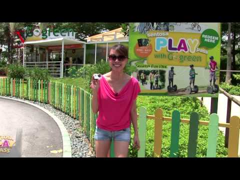 Sentosa PLAY Pass - 1 Pass . 1 Price. More PLAY!