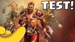 [facecam] VIKINGS - WAR OF CLANS!    NEUER SPIELETEST    Let's Test Vikings WoC [Deutsch/German HD+]