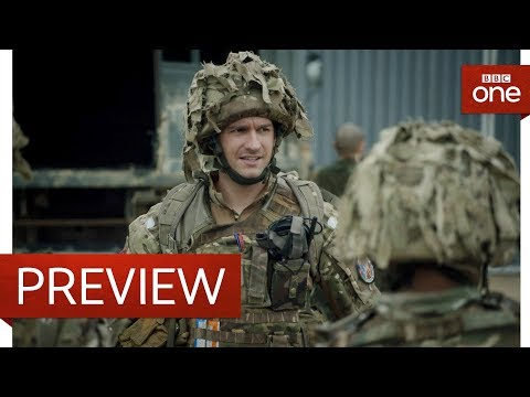 Bring on the real men - Our Girl: Series 3 Episode 3 - BBC One