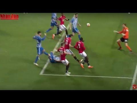 Tin Thể Thao 24h Hôm Nay (21h - 18/3): Lukalu và Matic Tỏa Sáng Giúp Quỷ Đỏ vào Bán Kết FA Cup