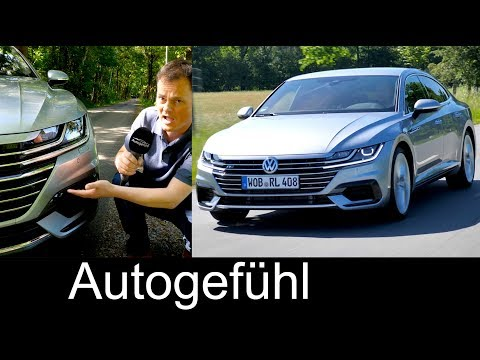 Volkswagen Arteon R-Line FULL REVIEW all-new VW CC successor