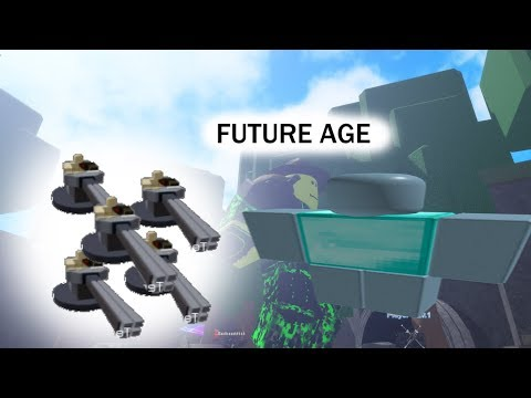 Future Age Evolution Evade W Nghi Youtube