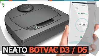 видео Робот-пылесос Neato BotVac 70e