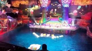 Новогоднее шоу Тайна подземного моря.
