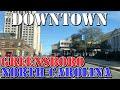 Greensboro - North Carolina - Downtown Drive