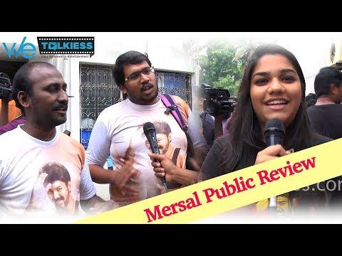 Mersal Public Review - First Day First show response |Vijay|SJSuryah|Atlee