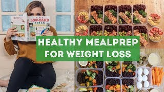 HEALTHY MEAL PREP RECIPES FOR WEIGHT LOSS | PHILIPPINES
