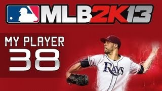 "MLB 2K13 My Player - Episode 38 ""Knuckleball"" (Gameplay & LIVE Commentary)"