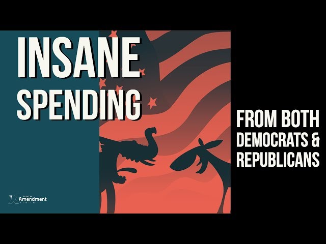 Insane Spending, Republicans and Democrats are in it Together: Good Morning Liberty 09-21-18